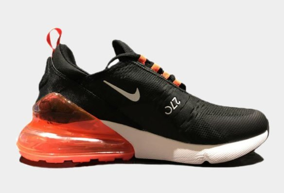 Кроссовки Nike Air Max 270 Black-White-Red