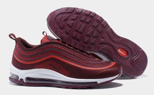 Фото Nike Air Max 97 Ultra красные - 3